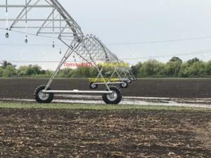 Mezőgazdasági öntözőrendszer, Tomikút Kft.